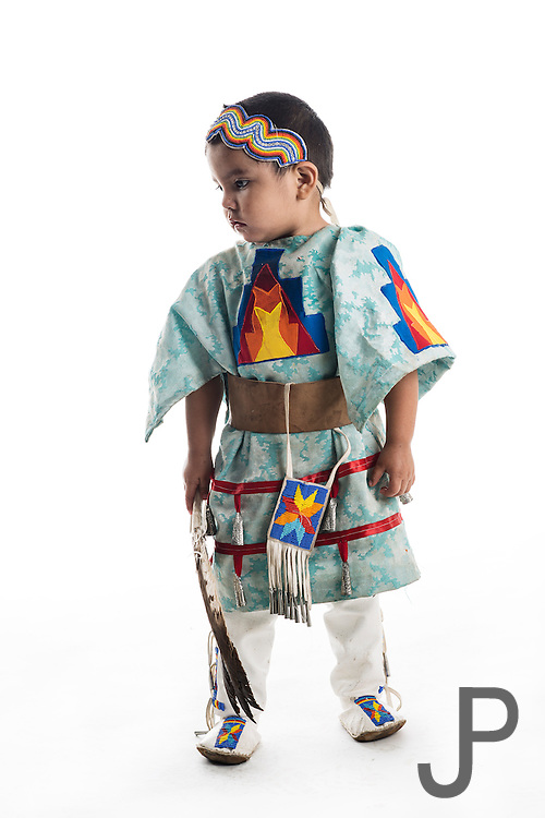 Red Earth native american festival in downtown Oklahoma City