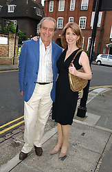 GERALD SCARFE and his wife actress JANE ASHER at Sir David & Lady Carina Frost's annual summer party held in Carlyle Square, Chelsea, London on 5th July 2006.<br /><br />NON EXCLUSIVE - WORLD RIGHTS