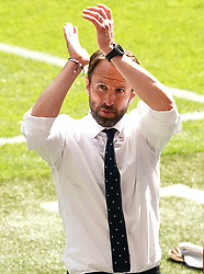 File photo dated 13-06-2021 of England manager Gareth Southgate. Issue date: Monday June 14, 2021.