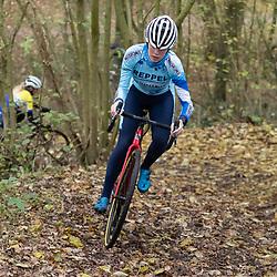 OLDENZAAL (NED) wielrennen <br />Pam Schutten