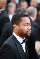 Cuba Gooding Jr at The Paperboy gala screening red carpet at the 65th Cannes Film Festival France. Thursday 24th May 2012 in Cannes Film Festival, France.