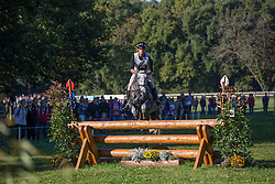 Nicholson Andrew (NZL) - Swallow Springs<br /> Cross country 6 years old horses<br /> Mondial du Lion - Le Lion d'Angers 2014<br /> © Dirk Caremans<br /> 18/10/14