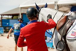 Ward Mclain, USA, Clinta<br /> World Equestrian Games - Tryon 2018<br /> © Hippo Foto - Sharon Vandeput<br /> 23/09/2018