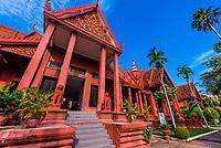 National Museum of Cambodia, Phnom Penh, Cambodia.