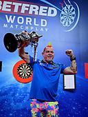 210725 PDC BetFred World Matchplay Darts