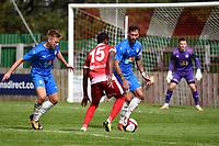 Liam Hogan. Colne FC 0-2 Stockport County FC. Pre-season friendly. 5.9.20
