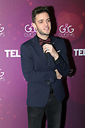 Sänger Luca Hänni anlässlich der Glory-Verleihung 2018 am 12. Januar 2019 im Aura Club Zürich.