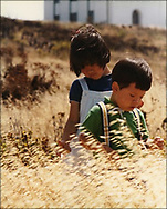 My mother took this photo of my brother and I in Channel Islands National Park.