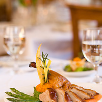 Smoke Duck Breast, Chef Chai Chaowasaree for HVCB.