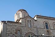 Byzantine style Church of St Nicholas Ragkava, Plaka, Athens, Greece