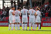 Groupe Brest - 20.12.2014 - Brest / Ajaccio - 18eme journee de Ligue 2 <br /> Photo : Vincent Michel / Icon Sport