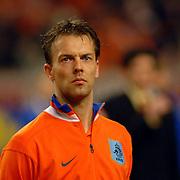 NLD/Amsterdam/20060301 - Voetbal, oefenwedstrijd Nederland - Ecuador, Barry Opdam