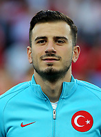 Uefa - World Cup Fifa Russia 2018 Qualifier / <br /> Turkey National Team - Preview Set - <br /> Oguzhan Ozyakup