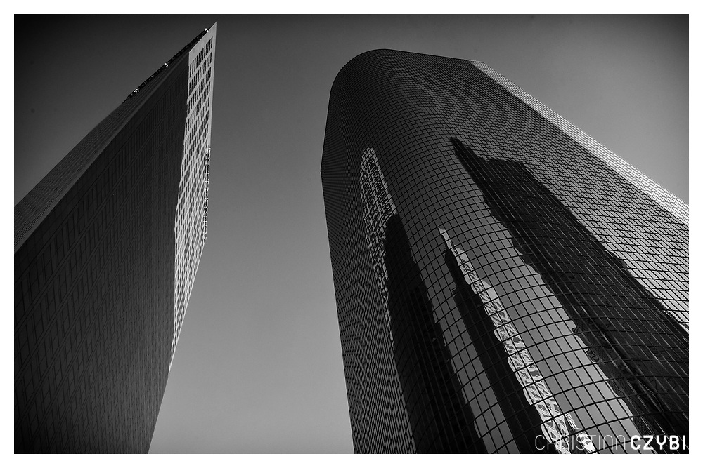 The Streets of Los Angeles: Skyscrapers in Downtown
