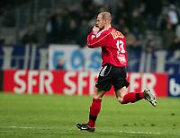 Fotball<br /> Frankrike<br /> Foto: Dppi/Digitalsport<br /> NORWAY ONLY<br /> <br /> FOOTBALL - FRENCH CUP 2006/2007 - 1/4 FINAL - OLYMPQIUE MARSEILLE v VANNES - 27/02/2007 - CEDRIC RJILLO (VAN)