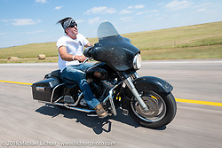 Cycle Source Ride during the 78th annual Sturgis Motorcycle Rally. Sturgis, SD. USA. Wednesday August 8, 2018. Photography ©2018 Michael Lichter.
