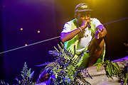 Tyler The Creator performs at The Anthem in Washington, D.C. (Photo by Kyle Gustafson)