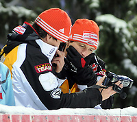 FIS World Cup Ski Jumping Trondheim Norway, 6 Dec 2008,<br /> Norway Only, <br /> German coach Werner Schuster,<br /> Foto: Carl-Erik Eriksson, Digitalsport