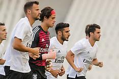 Benfica Training - 02 Oct 2018