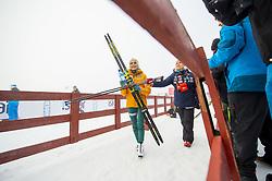 November 16, 2018 - BeitostØLen, NORWAY - 181116 Therese Johaug of Norway after the women's 10km classic technique interval start during Beitosprinten 2018 on November 16, 2018 in Beitostølen..Photo: Vegard Wivestad Grøtt / BILDBYRÃ…N / kod VG / 170247 (Credit Image: © Vegard Wivestad GrØTt/Bildbyran via ZUMA Press)