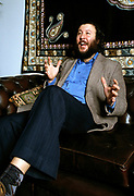 Peter Green at AB's studio in Camden