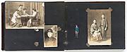 family photo album Japan 1930s through 1960s