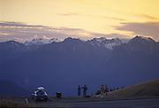 Hurricane Ridge, Olympic National Park, Washington<br />