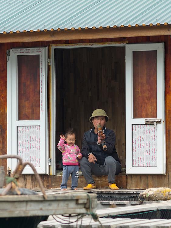 Asia, Viet Nam, Bái Tu Long Bay, Bái Tu Long National Park