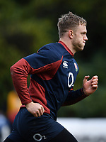 Rugby Union - 2020 Six Nations Championship - England Training Session & Press Conference pre-Ireland<br /> <br /> England's Ollie Thorley, at Pennyhill Park Hotel.<br /> <br /> COLORSPORT/ASHLEY WESTERN