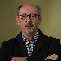 Billy Collins at the Edinburgh International Book Festival 2014. 19th August 2014<br /> <br /> Picture by Russell G Sneddon/Writer Pictures