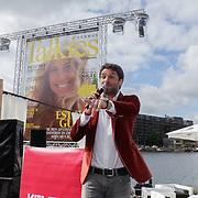 NLD/Amsterdam/20120601 - Uitreiking Talkies Terras Awards 2012, Xander de Buisonje