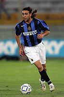Pisa 14/8/2004 Inter Aek Atene 5-1 Friendly tournament Sky. Alvaro Recoba Inter<br /> <br /> Foto Andrea Staccioli Graffiti