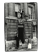 Fania Storey and Dominic Arbuthnot, Christchurch Ball. Oxford. 1987