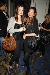 Left to right, ARABELLA MUSGRAVE and AMANDA SHEPPARD at a party to celebrate the launch of The Essential Party Guide held at the Mandarin Oriental Hyde Park, 66 Knightsbridge, London on 27th March 2007.<br /><br />NON EXCLUSIVE - WORLD RIGHTS
