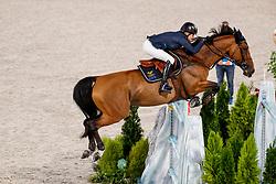 Baryard-Johnsson Malin, SWE, Indiana, 385<br /> Olympic Games Tokyo 2021<br /> © Hippo Foto - Stefan Lafrentz<br /> 07/08/2021