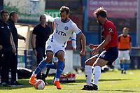 Adam Thomas. York City 0-1 Stockport County. Pre Season Friendly. 19.9.20