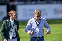 Coyle Daniel, IRL, Dubbeldam Jeroen, NED<br /> European Championship Riesenbeck 2021<br /> © Hippo Foto - Dirk Caremans<br />  03/09/2021