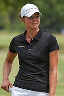 Esther Henseleit (GER) departs the green on 1 during round 2 of the 2019 US Women's Open, Charleston Country Club, Charleston, South Carolina,  USA. 5/31/2019.<br /> Picture: Golffile | Ken Murray<br /> <br /> All photo usage must carry mandatory copyright credit (© Golffile | Ken Murray)