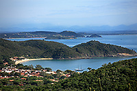 praia joao fernandes in the beautiful typical brazilian city of buzios near rio de janeiro in brazil