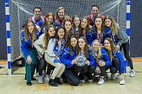 ROTTERDAM  -  finale NK  zaalhockey Kampong MB1-Rotterdam MB1 (4-2).   COPYRIGHT  KOEN SUYK
