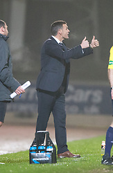 Ross County's manager Jim McIntrye. St Johnstone 2 v 1 Ross County, Scottish Premiership 22/11/2014 at St Johnstone's home ground, McDiarmid Park.