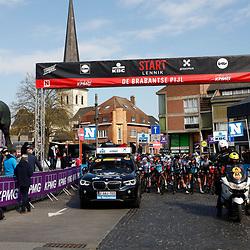 14-04-2021: Wielrennen: Brabantse Pijl women: Overijse: