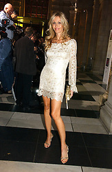 MELISSA ODABASH at the British Fashion Awards 2006 sponsored by Swarovski held at the V&A Museum, Cromwell Road, London SW7 on 2nd November 2006.<br /><br />NON EXCLUSIVE - WORLD RIGHTS