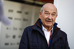 February 18, 2019 - Barcelona, Spain - SAUBER Peter (che), President of the Sauber Group's board of Directors, portrait during Formula 1 winter tests from February 18 to 21, 2019 at Barcelona, Spain - : FIA Formula One World Championship 2019, Test in Barcelona, (Credit Image: © Hoch Zwei via ZUMA Wire)