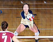 FIU Volleyball vs UALR (Oct 23 2011)