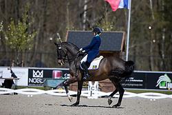 Magnusson Lostria Sara, SWE, Bon Romantic<br /> CDI 3* Opglabeek<br /> © Hippo Foto - Dirk Caremans<br />  23/04/2021