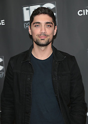 May 25, 2018 - Los Angeles, California, USA - 5/24/18.George Finn at the premiere of ''Feral'' held at the Arena Cinelounge in Hollywood..(Los Angeles, CA) (Credit Image: © Starmax/Newscom via ZUMA Press)