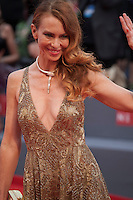 Yvonne Scio at the gala screening for the film Black Mass at the 72nd Venice Film Festival, Friday September 4th 2015, Venice Lido, Italy.