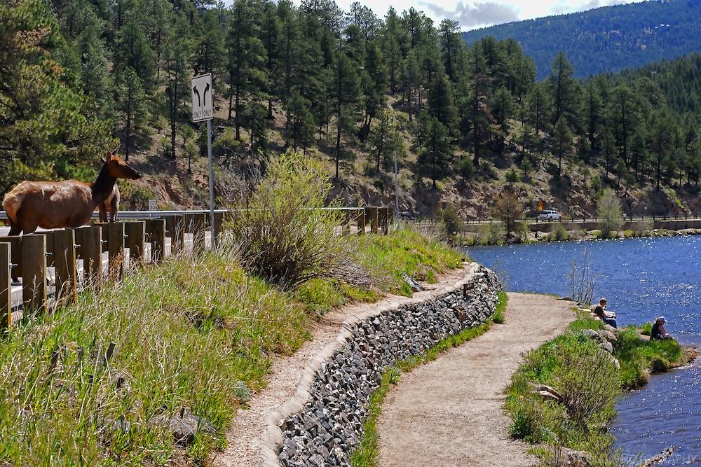 Evergreen Lake (Evergreen, Colorado)