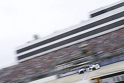 May 6, 2018 - Dover, Delaware, United States of America - Kyle Larson (42) brings his race car down the front stretch during the AAA 400 Drive for Autism at Dover International Speedway in Dover, Delaware. (Credit Image: © Chris Owens Asp Inc/ASP via ZUMA Wire)